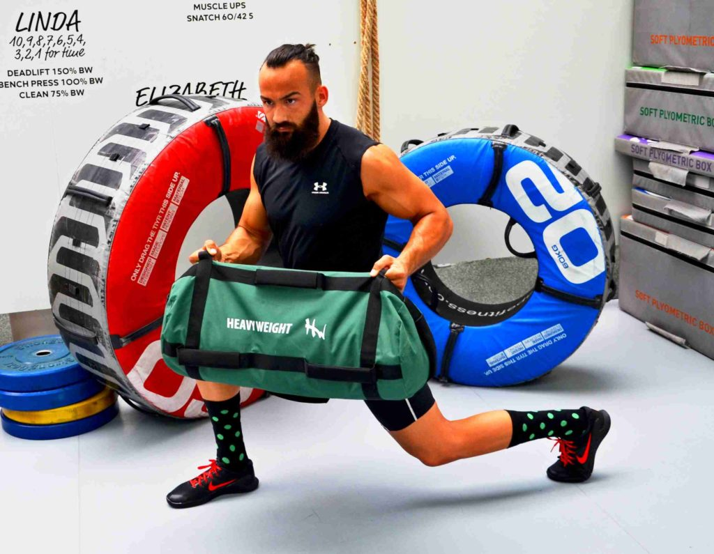Sandbag Heavy Weight 5-20,30,40 kg version 2 0