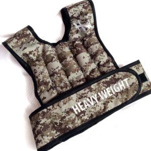 Zátěžová vesta 1-10 kg Heavy Weight US ARMY
